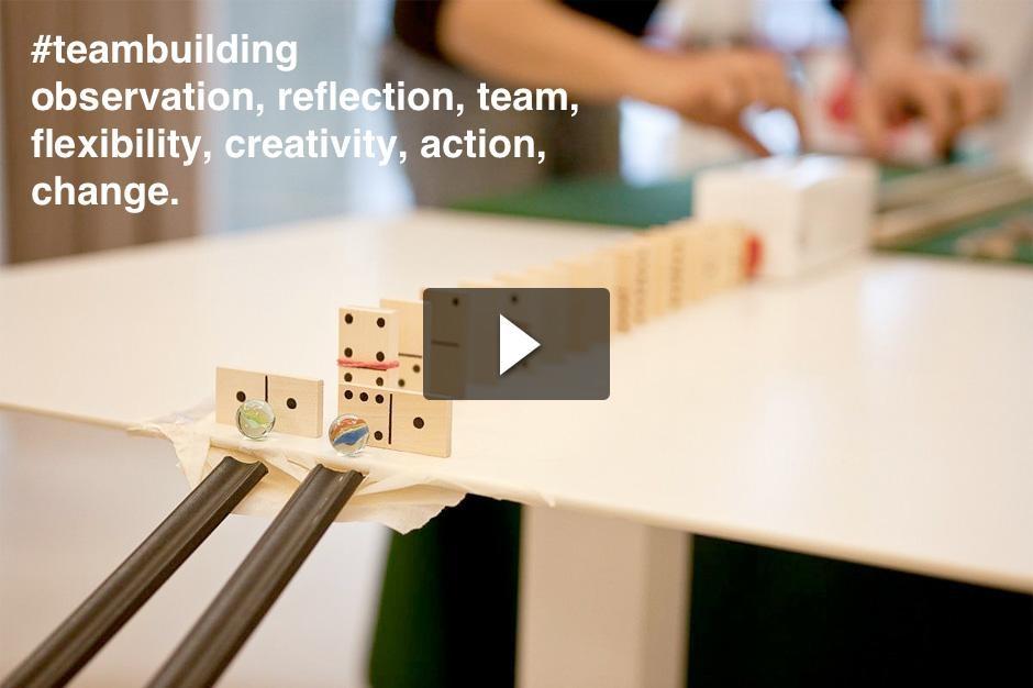 Team Building: play video