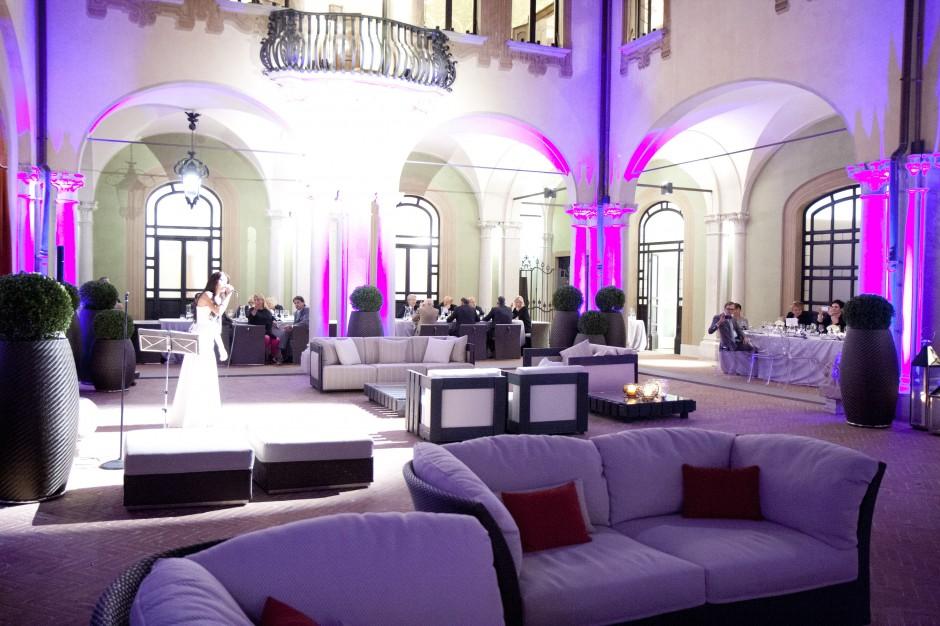 Luxury living gala dinner magina©