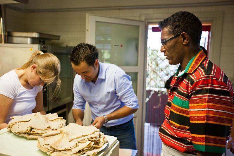 Tetra Pak Ethiopia team building Magina©
